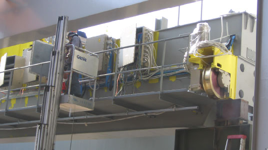 Design, Fabricate & Install Electrical & Control Systems