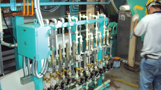 Design, Fabricate & Install Air, Water & Hydraulic Systems